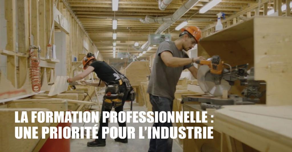 Le diplôme d'études professionnelles (DEP) : La voie à suivre pour intégrer l'industrie de la construction